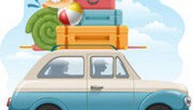 Départs en vacances : bien charger sa voiture