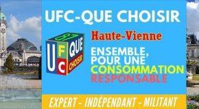 L'UFC-Que Choisir Haute-Vienne sur Facebook