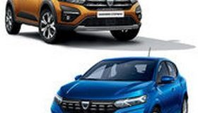 Dacia Sandero et Sandero Stepway : premières impressions