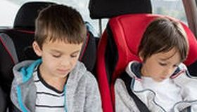 Sièges auto : les appuie-têtes réhabilités