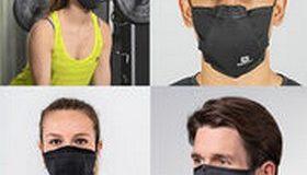 Covid-19 : prise en main de 4 masques pour le sport