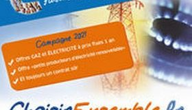 Énergie moins chère ensemble 2021 : nouvelle campagne pour faire baisser la facture de gaz et d'électricité