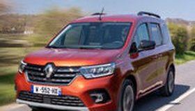 Renault Kangoo : premières impressions