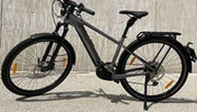 Vélo électrique Cannondale Tesoro Neo X Speed : premières impressions
